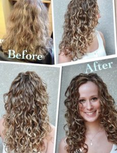 Curly Hair What Type Of Curly Cut Is Right For You Alya